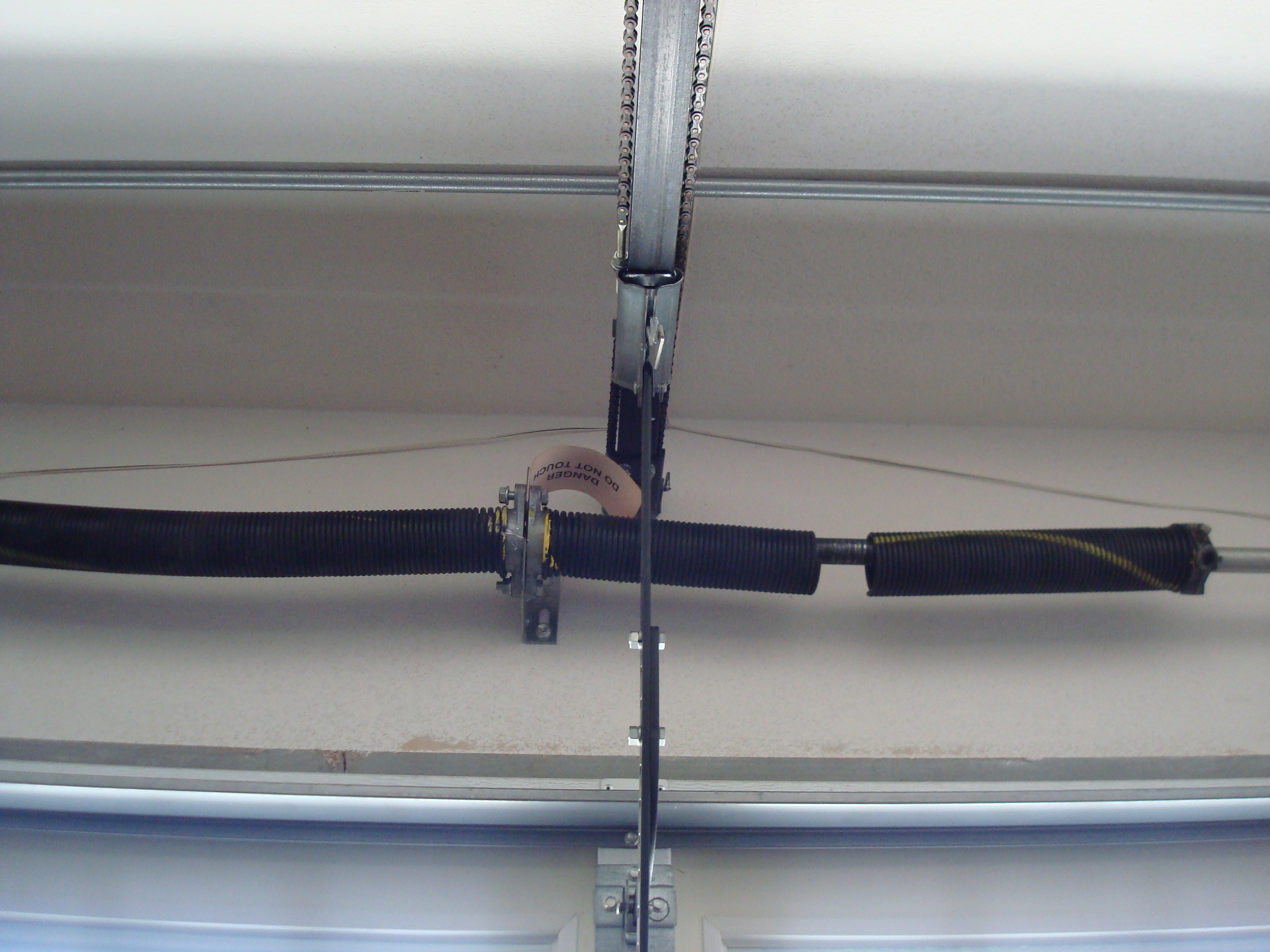 Broken Garage Doors Springs Garage Door Repair In Your